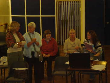 2006 Dick Whittington Rehearsals
